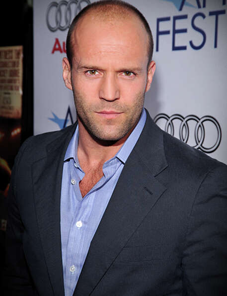 Jason Statham -- British action star.