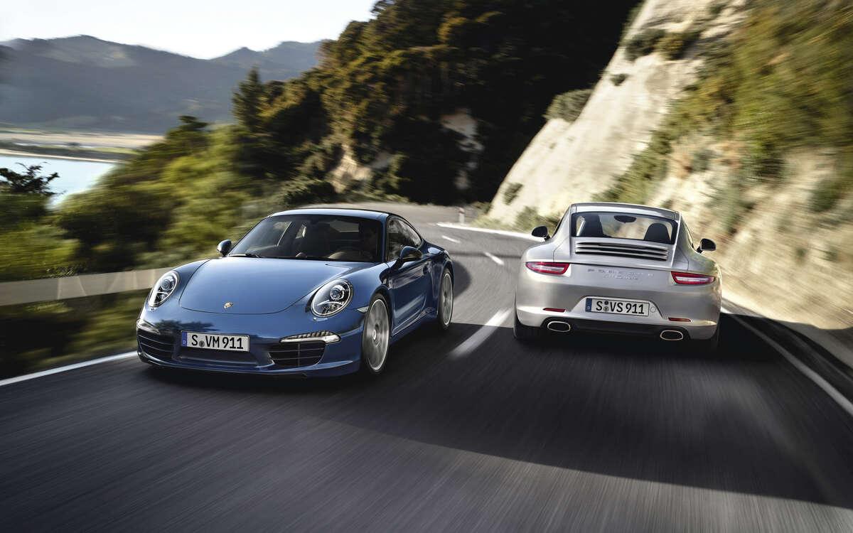 Model: 991 Porsche 911 Carrera S (August 2012) Lap time: 7:37.9 Source: Nurburgring Lap Times