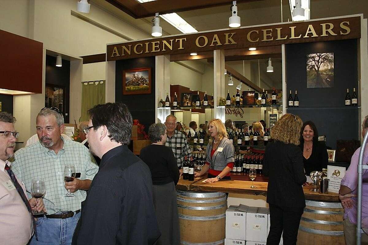Ancient Oak Cellars tasting room