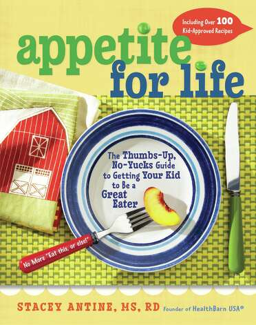 """Appetite for Life"" by Stacey Antine"