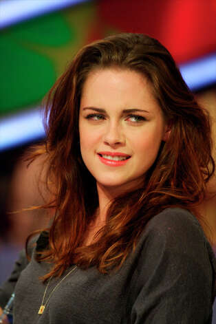 Kristen Stewart on November 15, 2012 in Madrid, Spain.  Cool because she somehow actually thinks she's cool. (Photo by Juan Naharro Gimenez/Getty Images) Photo: Juan Naharro Gimenez, Getty Images / 2012 Getty Images