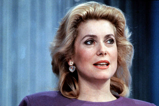 A portrait taken on October 27, 1984 shows French actress Catherine Deneuve.  She's even cooler now.  Really. Photo: AFP, AFP/Getty Images / 2012 AFP