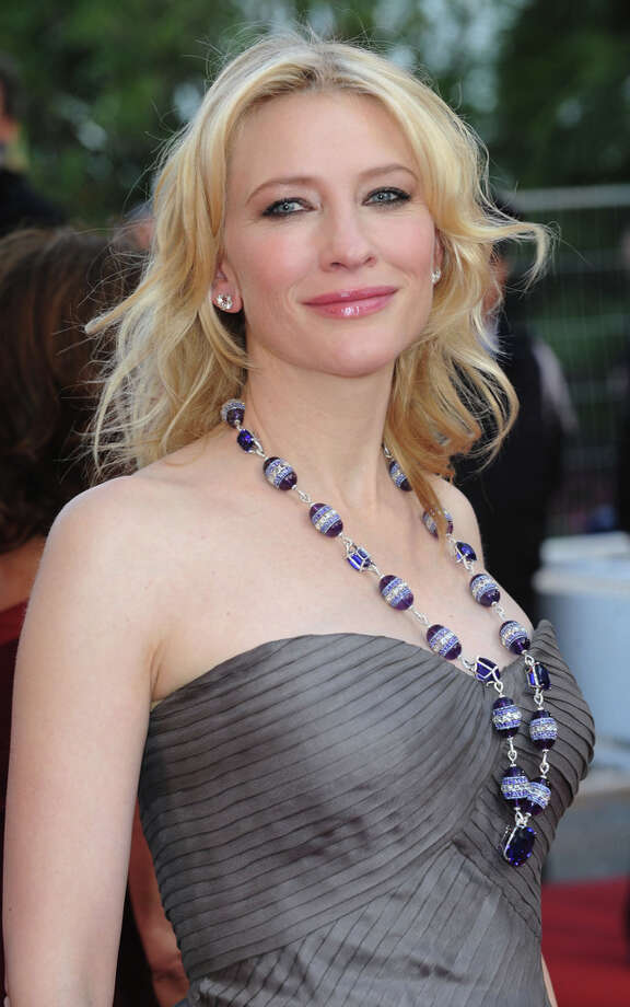 Cate Blanchett, for being one of the best screen actresses in the world. Photo: Gareth Cattermole, Getty Images / 2008 Getty Images