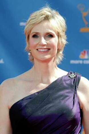 Jane Lynch -- for being Jane Lynch. (AP1 / Mandatory Credit: Apega/WENN.com)