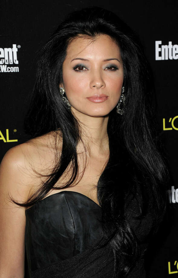 Actress Kelly Hu arrives at Entertainment Weekly's celebration honoring the 17th Annual Screen Actors Guild Awards nominees hosted by Jess Cagle and presented by L'Oreal Paris at Chateau Marmont on January 29, 2011 in Los Angeles, California.  (Photo by Frazer Harrison/Getty Images) Photo: Frazer Harrison, Getty Images / 2011 Getty Images