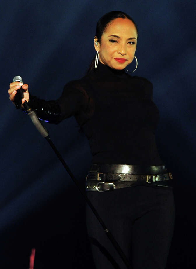 Cool at least since the 1980s.  Singer/songwriter Sade performs at the MGM Grand Garden Arena September 3, 2011 in Las Vegas, Nevada.  (Photo by Ethan Miller/Getty Images) Photo: Ethan Miller, Getty Images / 2011 Getty Images