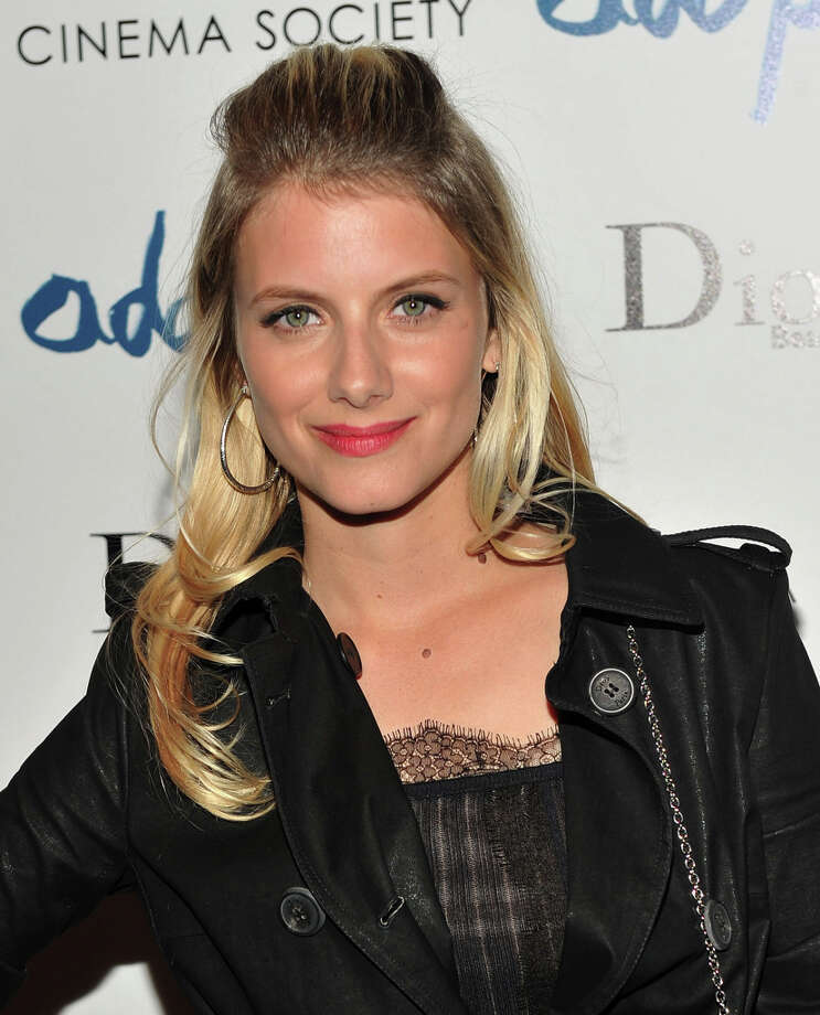 Melanie Laurent on March 28, 2012 in New York City. Among the coolest of the young French actresses. She never shows you everything. Photo: Stephen Lovekin, Getty Images / 2012 Getty Images