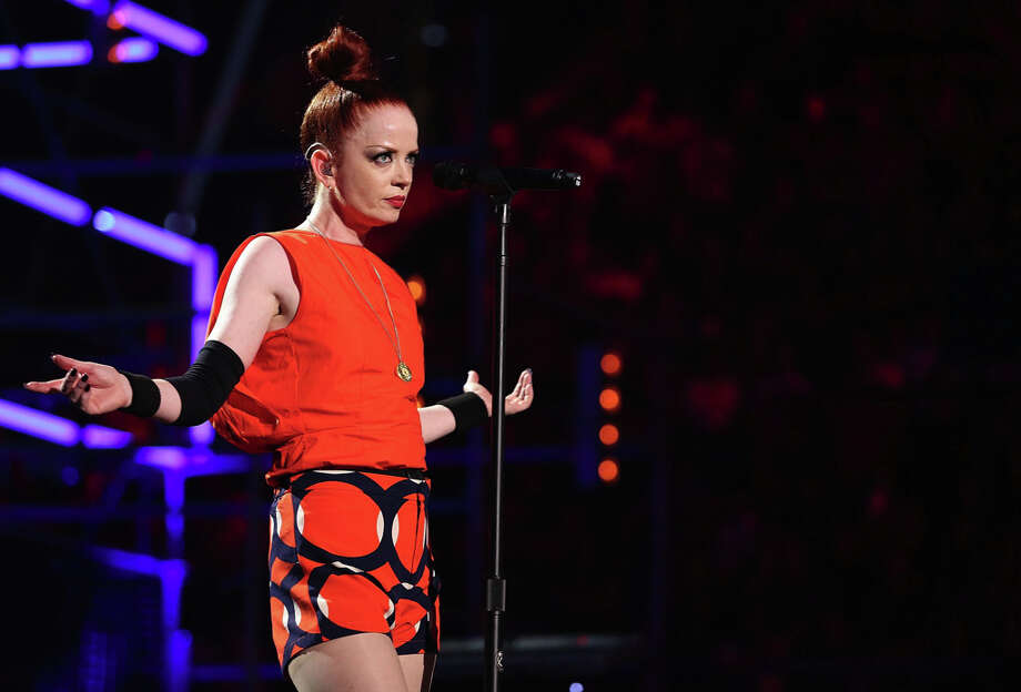 Shirley Manson of Garbage performs onstage at the MTV World Stage Monterrey Mexico 2012 at Arena Monterrey on September 12, 2012 in Monterrey, Mexico. Photo: Victor Chavez, Getty Images / 2012 Getty Images
