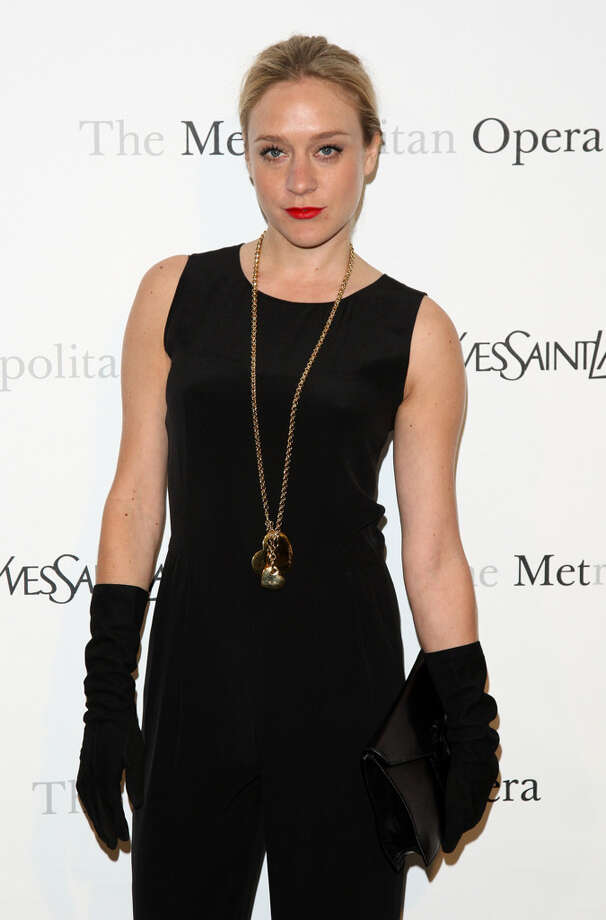 Chloe Sevigny because Chloe Sevigny is NY cool. Photo: Peter Kramer, ASSOCIATED PRESS / AP2010