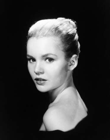 Tuesday Weld, legendary actress, poses in Los Angeles, Nov. 5, 1958. (AP Photo) Photo: ASSOCIATED PRESS / AP1958