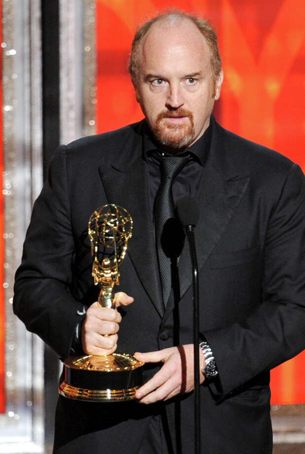 Louis CK -- great comedian, and this year everyone seemed to figure that out. Photo: Kevin Winter, Getty Images / 2012 Getty Images
