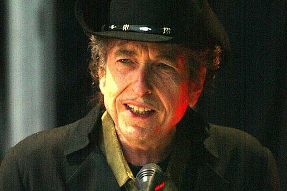 Bob Dylan -- the perennial.