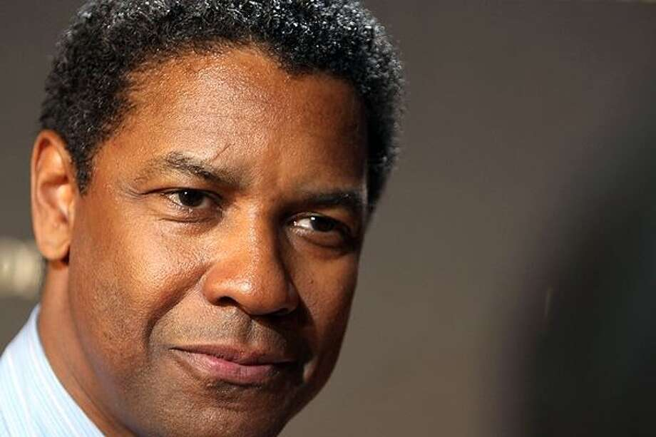 Denzel Washington -- being talked up for another Oscar.
