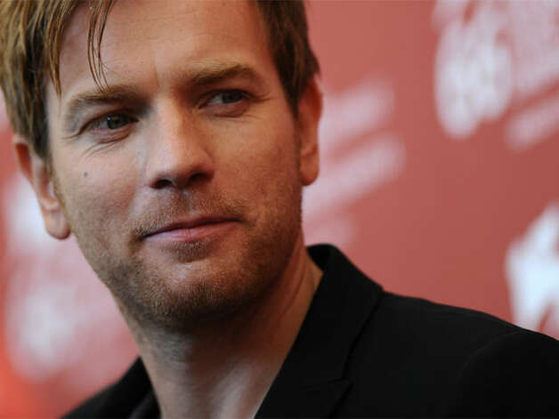 Ewan McGregor, actor.