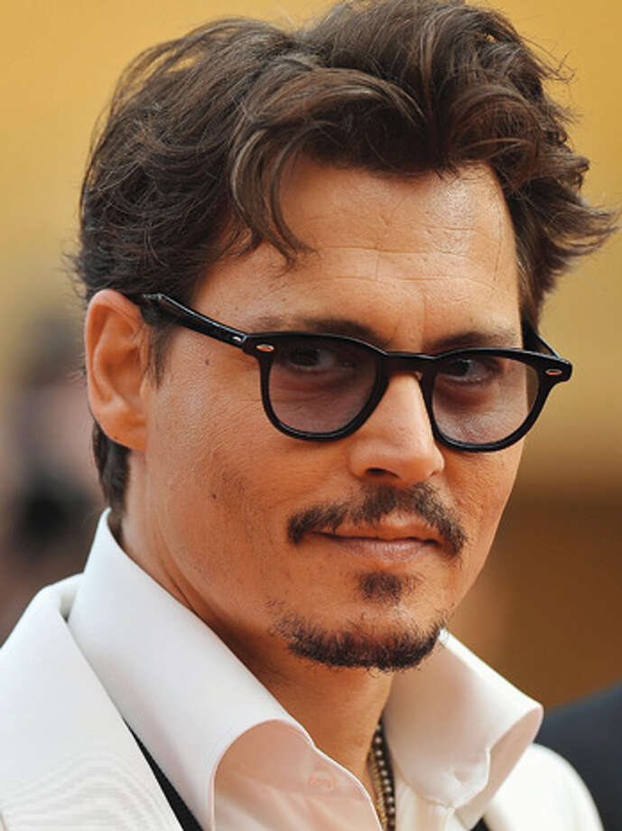 Johnny Depp -- like Clooney, always in the top ten. Photo: Pascal Le Segretain / 2011 Getty Images
