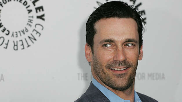 Jon Hamm -- expanding into movies.