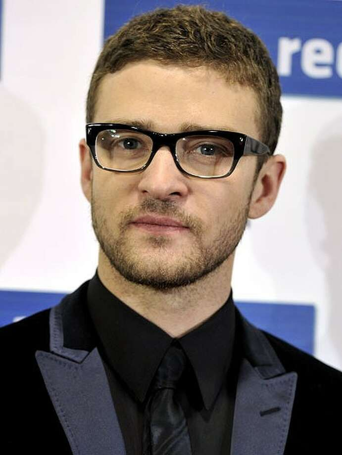 Justin Timberlake -- who always makes these lists.