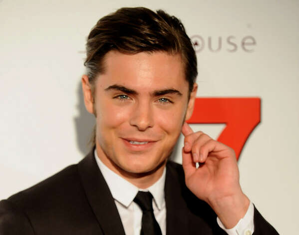 Zac Efron -- the current cinema's answer to Tyrone Power.