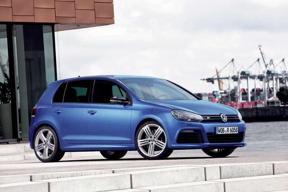 2013 Volkswagen Golf R Photo: Volkswagen Of America / Volkswagen