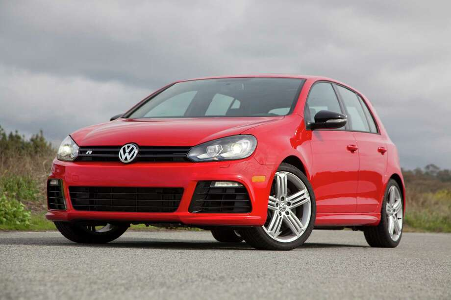 2013 Volkswagen Golf R Photo: Volkswagen Of America