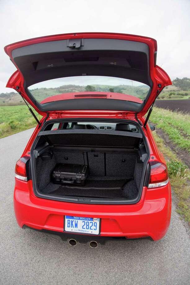 2013 Volkswagen Golf R Photo: Volkswagen Of America