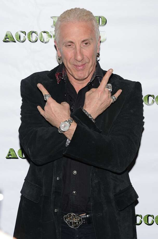 Dee Snider attends the Dead Accounts Broadway opening night arrivals and curtain call at the Music Box Theatre on November 29, 2012 in New York City. Photo: Andrew H. Walker, Getty Images / 2012 Getty Images