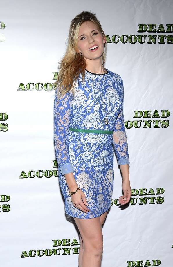 Actress Maggie Grace attends the Dead Accounts Broadway opening night arrivals and curtain call at the Music Box Theatre on November 29, 2012 in New York City. Photo: Andrew H. Walker, Getty Images / 2012 Getty Images