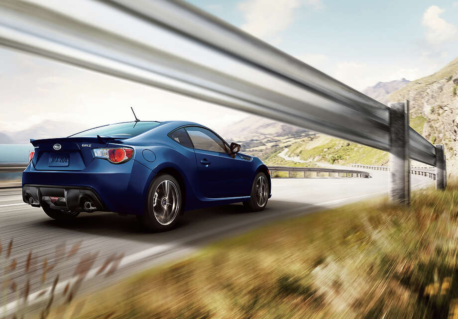 2013 Subaru BRZ Photo: CA, Subaru Of America / moofe limited