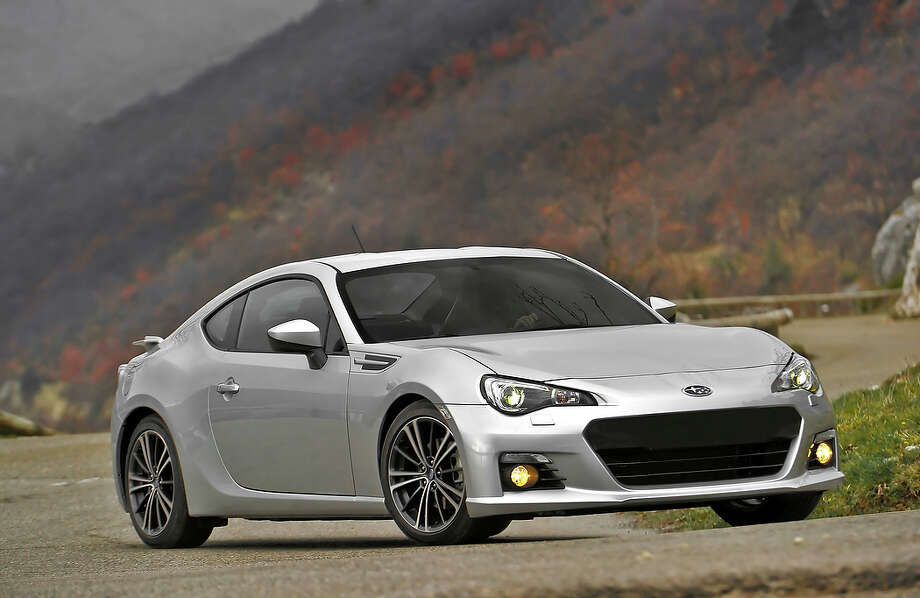 2013 Subaru BRZ Photo: Subaru Of America