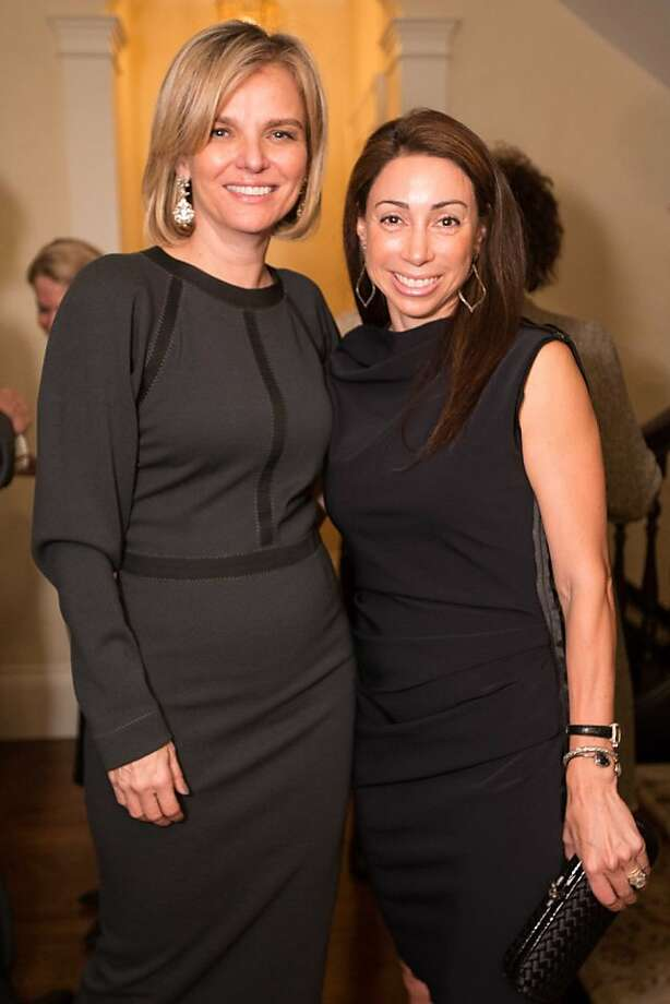 Leigh Matthes with Gina Peterson. Photo: Drew Altizer Photography, Drew Altizer