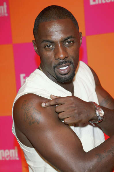 Idris Elba in 2004.
