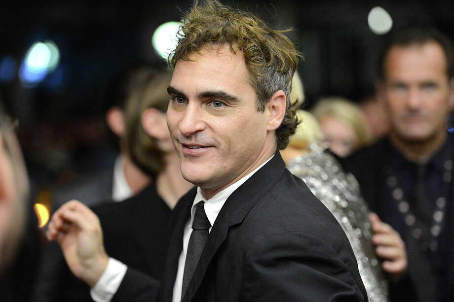 Joaquin Phoenix in 2012.  Photo: Jason Merritt, Getty Images / 2012 Getty Images