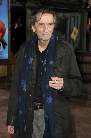 Harry Dean Stanton in 2011.  Photo: Jason Merritt, Getty Images / 2011 Getty Images