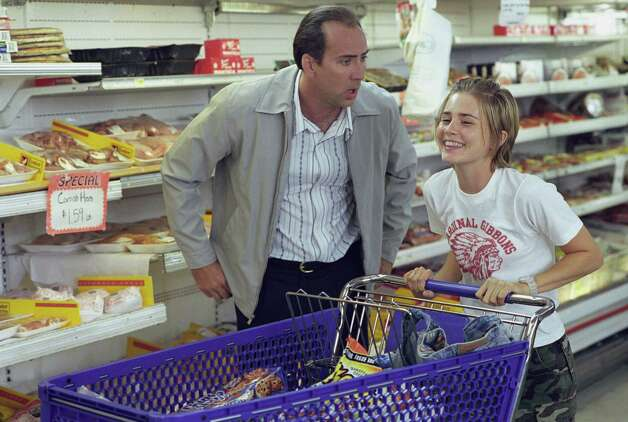 "Scott's 2003 comedy ""Matchstick Men"" starred Nicolas Cage (L), Alison Lohman (R) and Sam Rockwell (not pictured).  Photo: File Photo, PHOTO: FRANCOIS DUHAMEL"