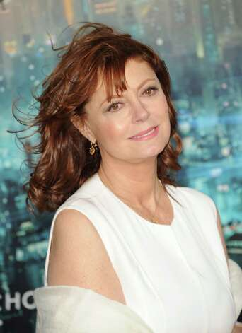 Susan Sarandon in 2012.  Photo: Jason Merritt, Getty Images / 2012 Getty Images