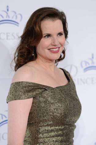 Geena Davis in 2012.  Photo: Stephen Lovekin, Getty Images / 2012 Getty Images