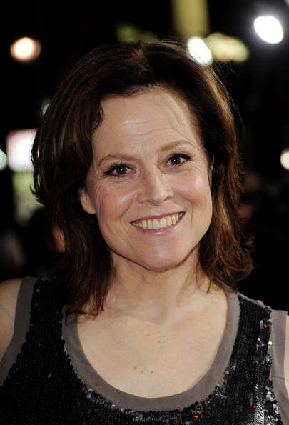 Sigourney Weaver in 2012.