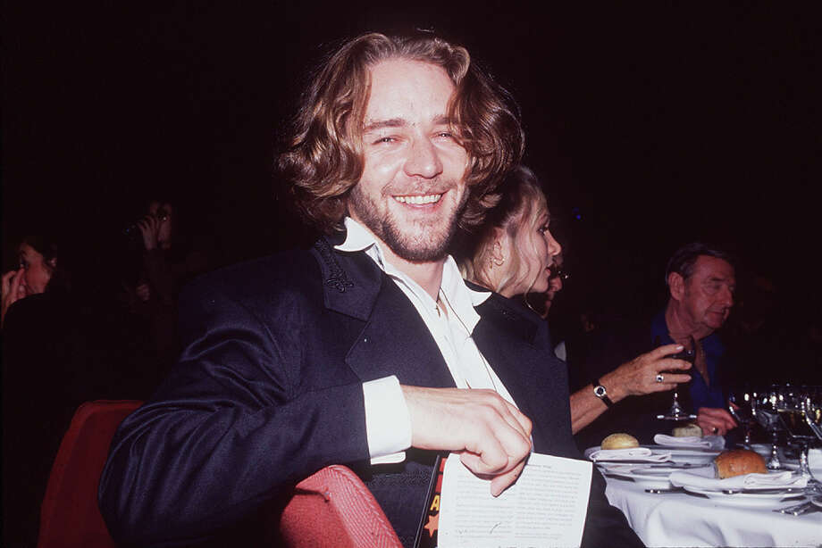 Russell Crowe, pre-Maximus, in 1993.  Photo: Patrick Riviere, Getty Images / 1993 Getty Images