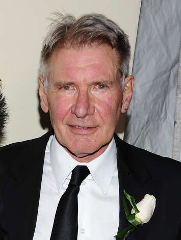 Harrison Ford in 2012.  Photo: Angela Weiss, Getty Images / 2012 Getty Images