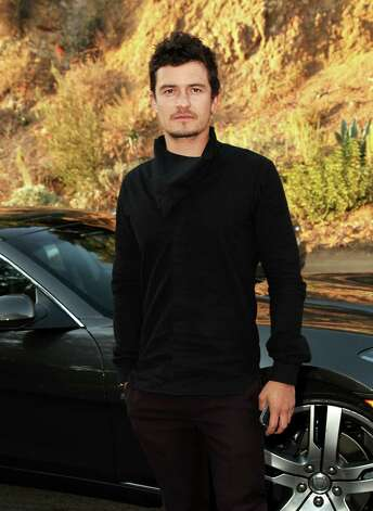 Orlando Bloom in 2012.  Photo: Rachel Murray, Getty Images For Vanity Fair / 2012 Getty Images