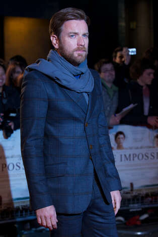 Ewan McGregor in 2012.  Photo: AFP, AFP/Getty Images / 2012 AFP