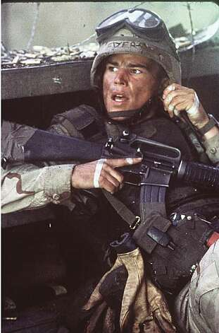 """Black Hawk Down"" was Scott's 2001 war drama about the Battle of Mogadishu in Somalia and adapted from the book of the same title. It starred Josh Hartnett, who was a big movie star for a while.  Photo: File Photo"