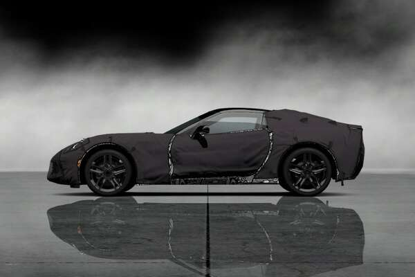 The 2014 Corvette C7 has not be revealed yet, but the comapny is trying to create some buzz around the 2013 unveiling with this PS3 Gran Turismo simulation.