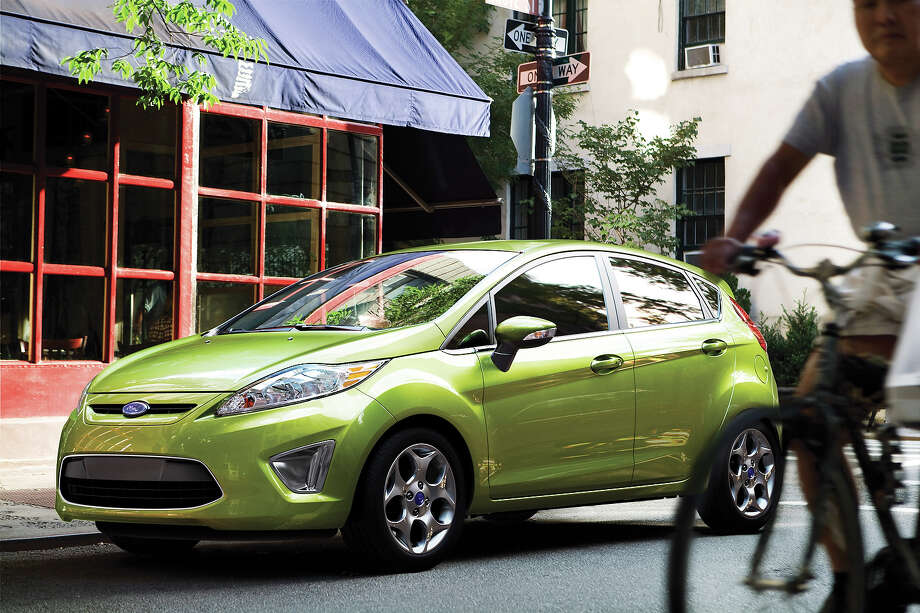 2013 Ford Fiesta Photo: Ford, Ford Motor Company / © 2012 Ford Motor Company