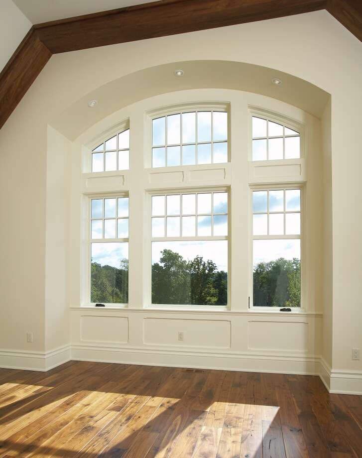 A casement window produced by Kolbe & Kolbe Millwork Co. Inc. is pictured after being installed in a building. Kolbe & Kolbe is one of the manufacturers making windows that help buildings retain heat or keep heat away at different times of the year. (Courtesy photo)