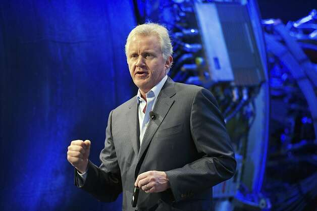 Chief executive Jeffrey Immelt says GE will increase its dividend for the fifth time since 2010. Photo: David Paul Morris, Bloomberg