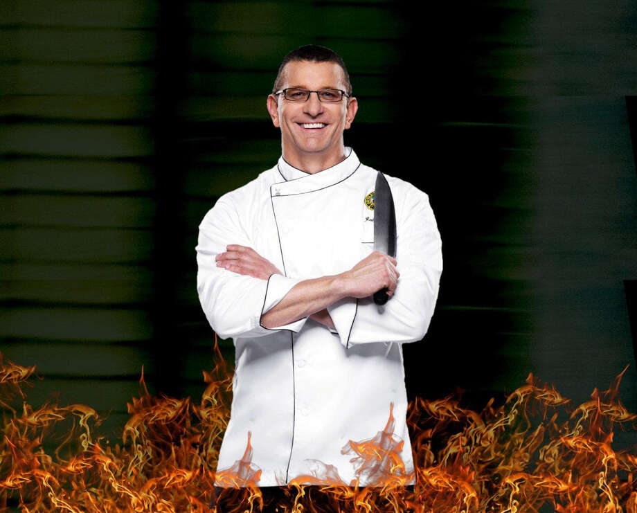 Chef Robert Irvine will be bringing his first live show to Ridgefield, Conn., on Sunday, Dec. 2, 2012. Irvine says be prepared for challenges, stunts, lots of laughs and audience participation. A 7:15 p.m. wine-tasting precedes the 8 p.m. show, which takes place at the Ridgefield Playhouse, 80 East Ridge. For more information on tickets ($65), call 203-438-5795, or visit http://www.ridgefieldplayhouse.org. Photo: Contributed Photo