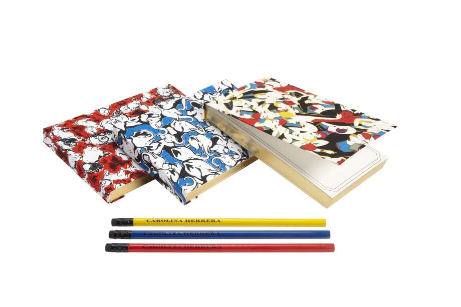 Carolina Herrera Stationery Set (set of 3), $19.99