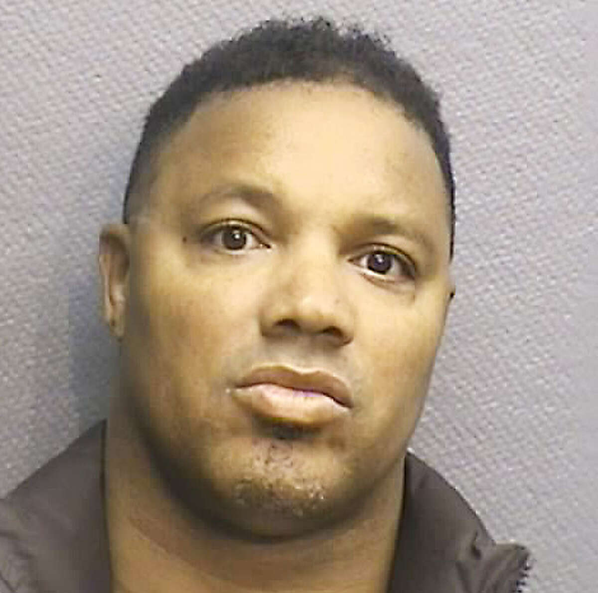 Keith Edward Grimmett, 49, was arrested and charged with aggravated assault.