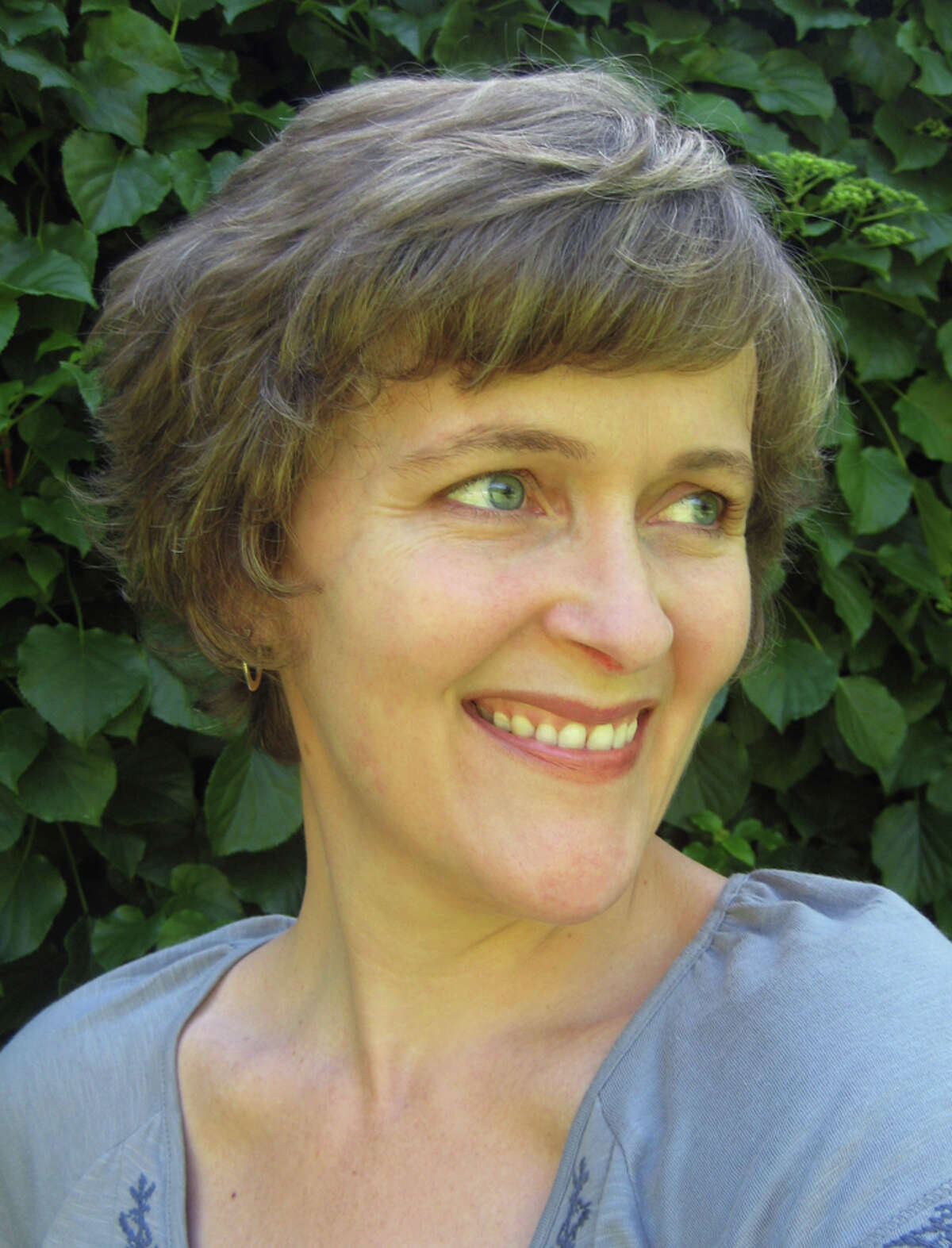Newtown artist Jennifer Thermes is a children's book author and illustrator.